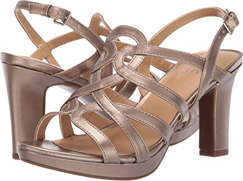 - Naturalizer Women's Cameron Light Bronze 7.5 M US