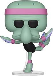 Funko Pop! Animation: Spongebob Squarepants - Squidward Ballerina, Multicolor