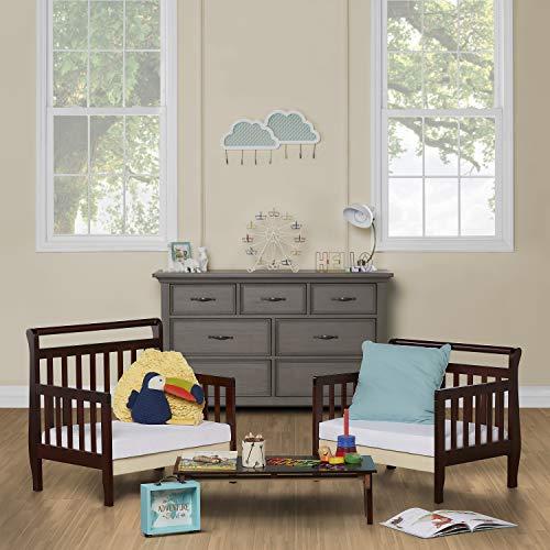 Dream On Emma Toddler Bed,