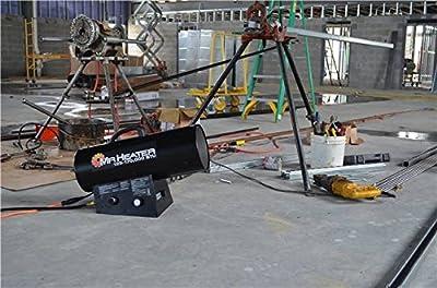 Mr. Heater F271400 MH170QFAVT Forced Air Propane Heater