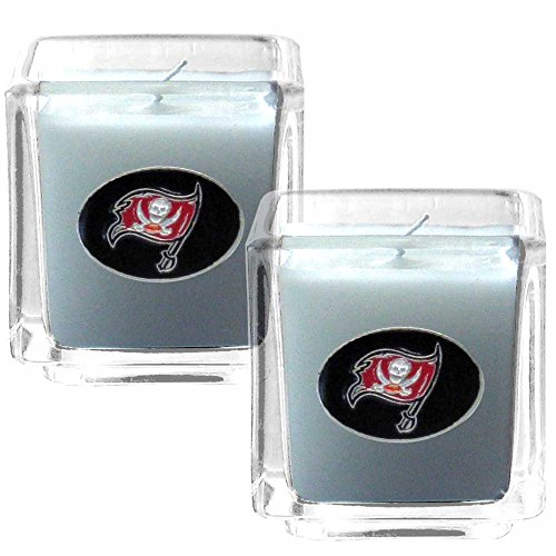 NFL Tampa Bay Buccaneers Scented Candle Set