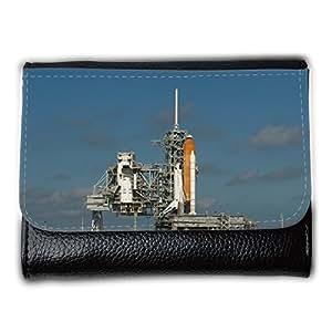 le portefeuille de grands luxe femmes avec beaucoup de compartiments // M00293869 Cohete de inicio de la astronáutica de // Medium Size Wallet