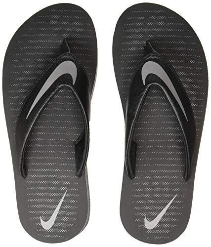 Nike Men's Chroma Thong 5 Black Slippers (833808-016)
