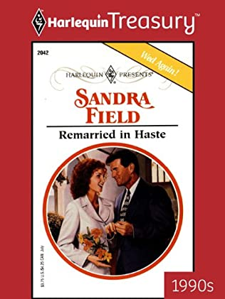 book cover of Remarried in Haste
