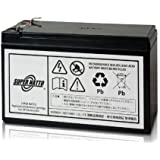 スーパーナット UPS用バッテリーキット RBC2J-S■RBC2J 互換■APC CS 350/CS 500/ES 500/BK 350/BK 500/BK Pro 300用 RBC2J-S