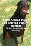 From Abused Puppy to Beloved Family Member: the Life Story of Jacob the Rottweiler, Rich Stowe, 1467935093