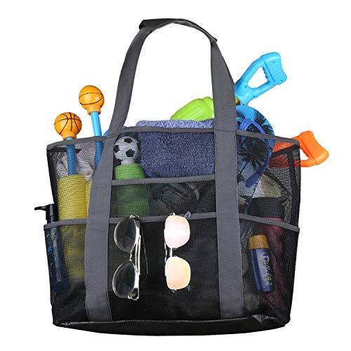 Beach Bags and Totes 35L Mesh Beach Bag