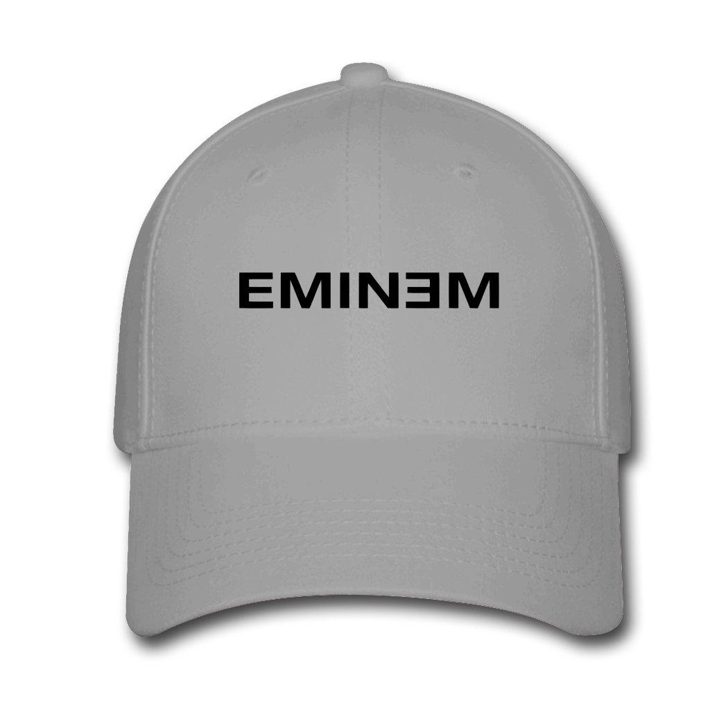 9226448d Eminem Legacy Logo Custom Printing Baseball Caps Sun Hats at Amazon Women's  Clothing store: