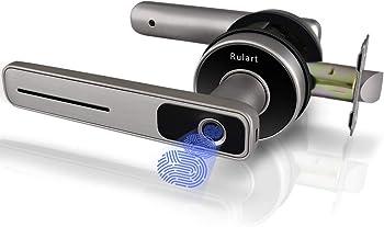 Rulart Keyless Entry Fingerprint Door Lock