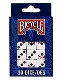 Toys : Bicycle Dice 10 Die Package