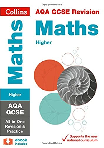 Aqa gcse 9 1 maths higher all in one revision and practice collins aqa gcse 9 1 maths higher all in one revision and practice collins gcse 9 1 revision amazon collins gcse 9780008112509 books fandeluxe Images