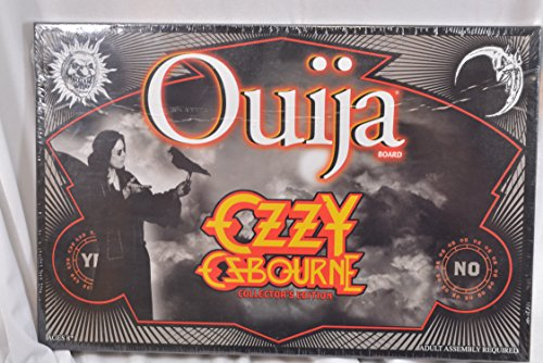 Ouija Board Ozzy Osbourne Collector's Edition