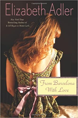 Book From Barcelona, with Love