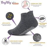 CozyWay Baby Non Slip Socks Toddler Socks With