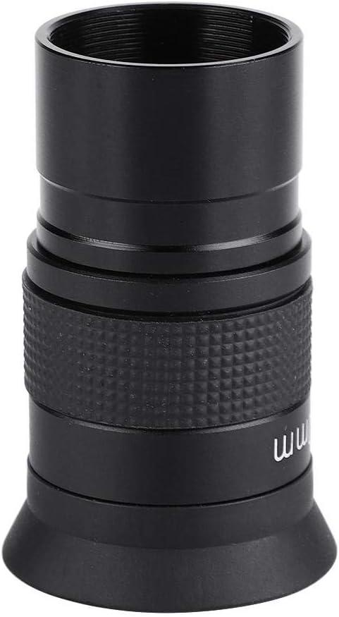20mm Long-Focus Eyepiece for Telescope Full Metal 1.25 Plossl Long-Focus Eyepiece Lens for Astronomic Telescope