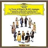 モーツァルト:歌劇「フィガロの結婚」ハイライト