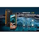Ulefone-ARMOR-X52020-Android-10-4G-Rugged-smartphone-Octa-core-3GB32GB-55-Telefono-Resistente-Ip68-Impermeabile-Cellulare-Antiurto-Dual-SIM-13MP5MP2MP-Batteria-5000mAh-NFC-GPS-Arancia
