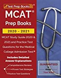 MCAT Prep Books 2020-2021: MCAT Study Guide 2020