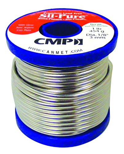 silpure-wspsp12501-premium-lead-free-solder-1-lb-spool-1-8-diameter