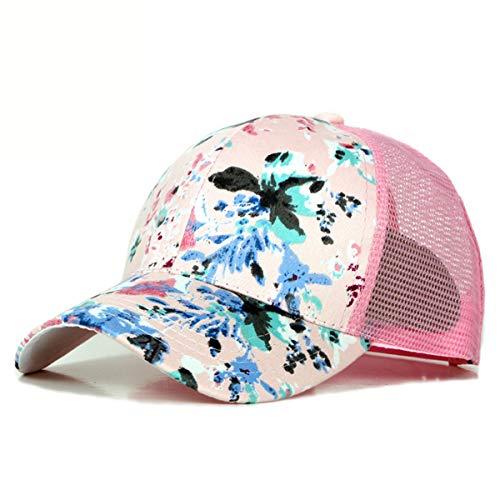 Flores Sombreros A de Gorra de Sombrero Hombre GLLH Impresa Sol de D hat béisbol Sombrero Gorra Casual Aire al Libre qin Mujer para qxRtt1ICgw