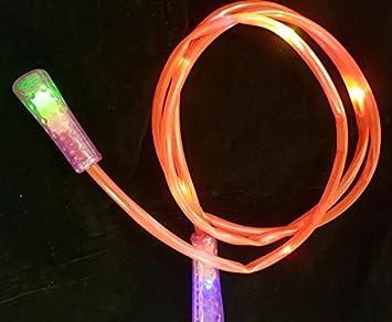 Flashing light up skipping rope amazon toys games flashing light up skipping rope aloadofball Gallery