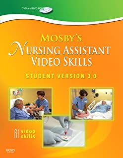 Mosbys textbook for nursing assistants instructor resources and mosbys nursing assistant video skills student version dvd 30 fandeluxe Images
