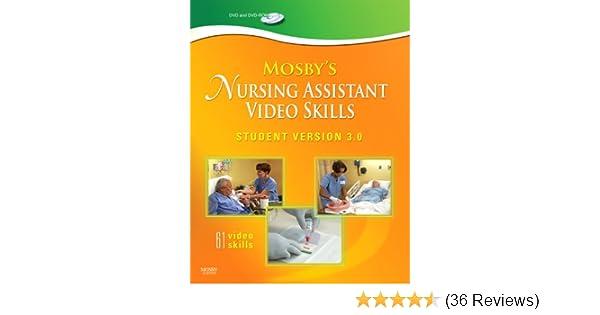 Amazon Mosbys Nursing Assistant Video Skills
