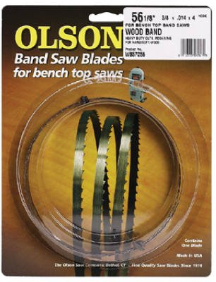 OLSON SAW Long 14 TPI Bench Top Band Blade