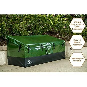 Amazon Com Lifetime 60012 Extra Large Deck Box Garden