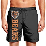 Rus Ababy Men's Summer Fall Quick Dry Volley Beach Shorts Fashion Fit Swim Trunks