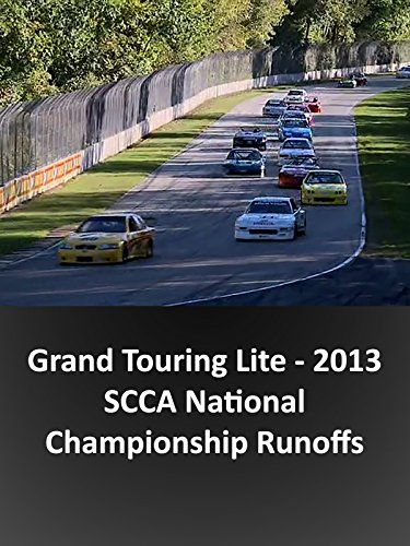Cars Grand Touring (Grand Touring Lite - 2013 SCCA National Championship Runoffs)
