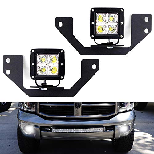 03 dodge ram fog light kit - 8