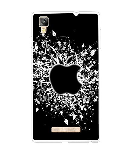 new product d4c85 632e6 PANASONIC ELUGA A2 Silicon Back Cover by instyler: Amazon.in ...