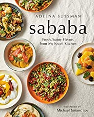 """We should all be cooking like Adeena Sussman.""--The Wall Street Journal""Sababa is a breath of fresh, sunny air.""--The New York TimesIn an Israeli cookbook as personal as it is global, Adeena Sussman celebrates the tableau of flavors the regi..."