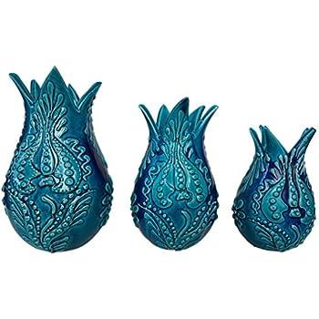 Amazon Bead Global Turkish Tulip Design Handmade Vases For Home
