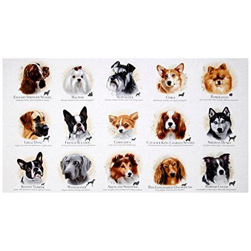 dog-breeds-235-panel-cream-fabric-by-the-yard