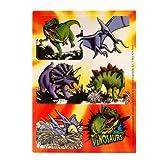 Dinosaur Sticker Sheets