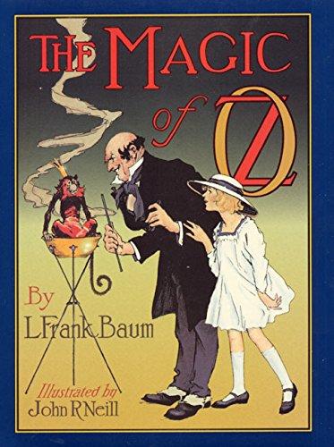 The Magic of Oz (Books of Wonder)