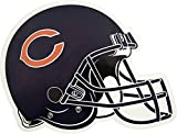 NFL Chicago Bears Outdoor Small Helmet Graphic Decal