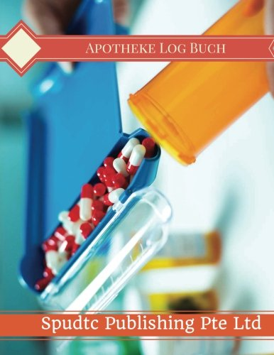 Apotheke Log Buch (German Edition) PDF