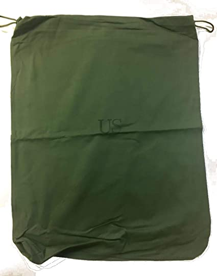 Image Unavailable. Image not available for. Color  USGI US Military  Barracks Cotton Canvas Laundry Bag ... 9863fe76dcad5