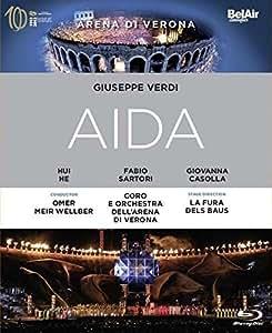 Aida (BluRay) [Blu-ray]