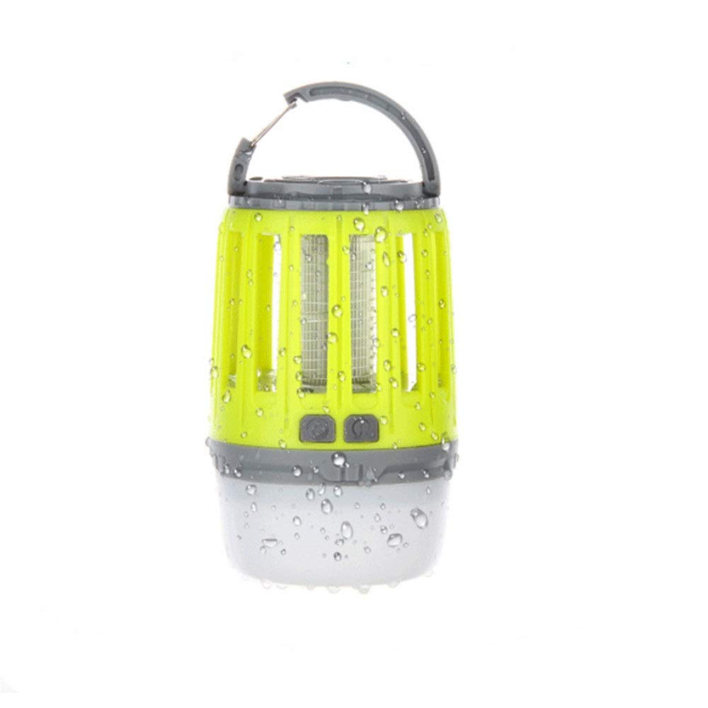 Cuiron USB Charging Camping Lamp Multi-Function Outdoor Emergency Lighting Portable Tent Lamp Light (Color : T1)