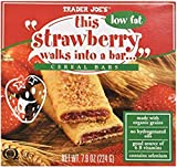 Trader Joe's - This Strawberry Walks Into a Bar Cereal Bars (6-1.3oz Bars) - 2-PACK