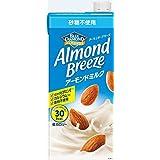 アーモンド・ブリーズ 砂糖不使用 1L×6本
