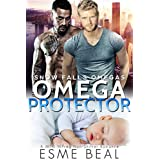Omega Protector: A M/M MPreg Non-Shifter Romance (Snow Falls Omegas Book 2)