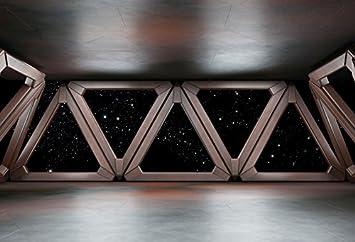 10x6.5ft Background Universe Galaxy Photography Backdrop Studio Photo Props LHFU211