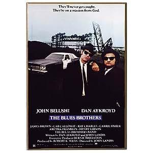 Amazon.com: Silver Buffalo TBB2136 The Blues Brothers ...
