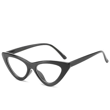 Yangjing-hl Gafas de Montura de Moda Gafas de Red Vibrantes ...