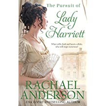 The Pursuit of Lady Harriett (Tanglewood Book 3)